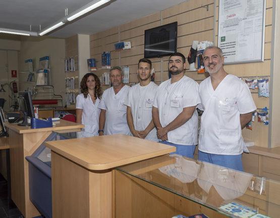 Campaña Contra la venta online de productos ortopédicos