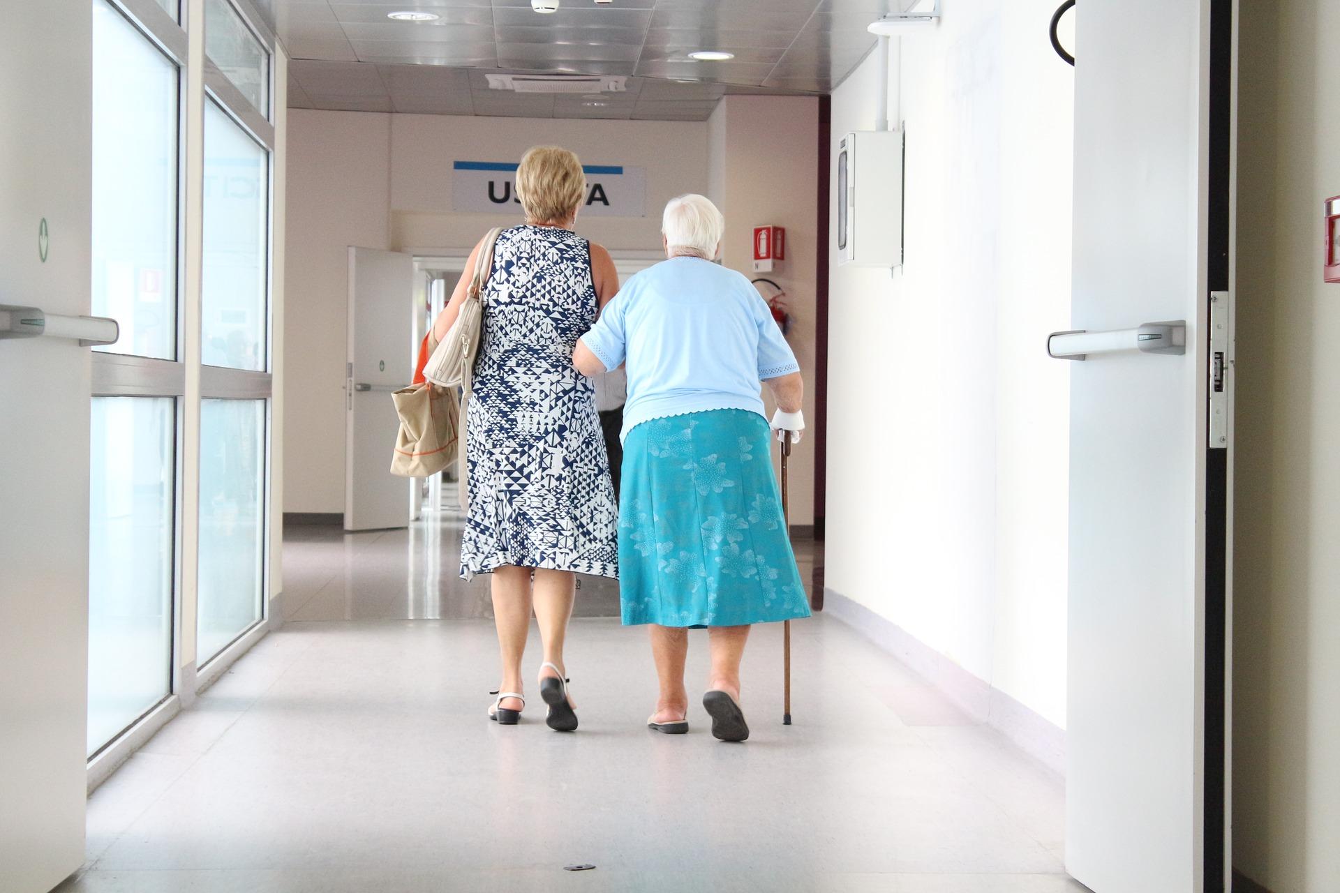 Personas mayores y alimentación