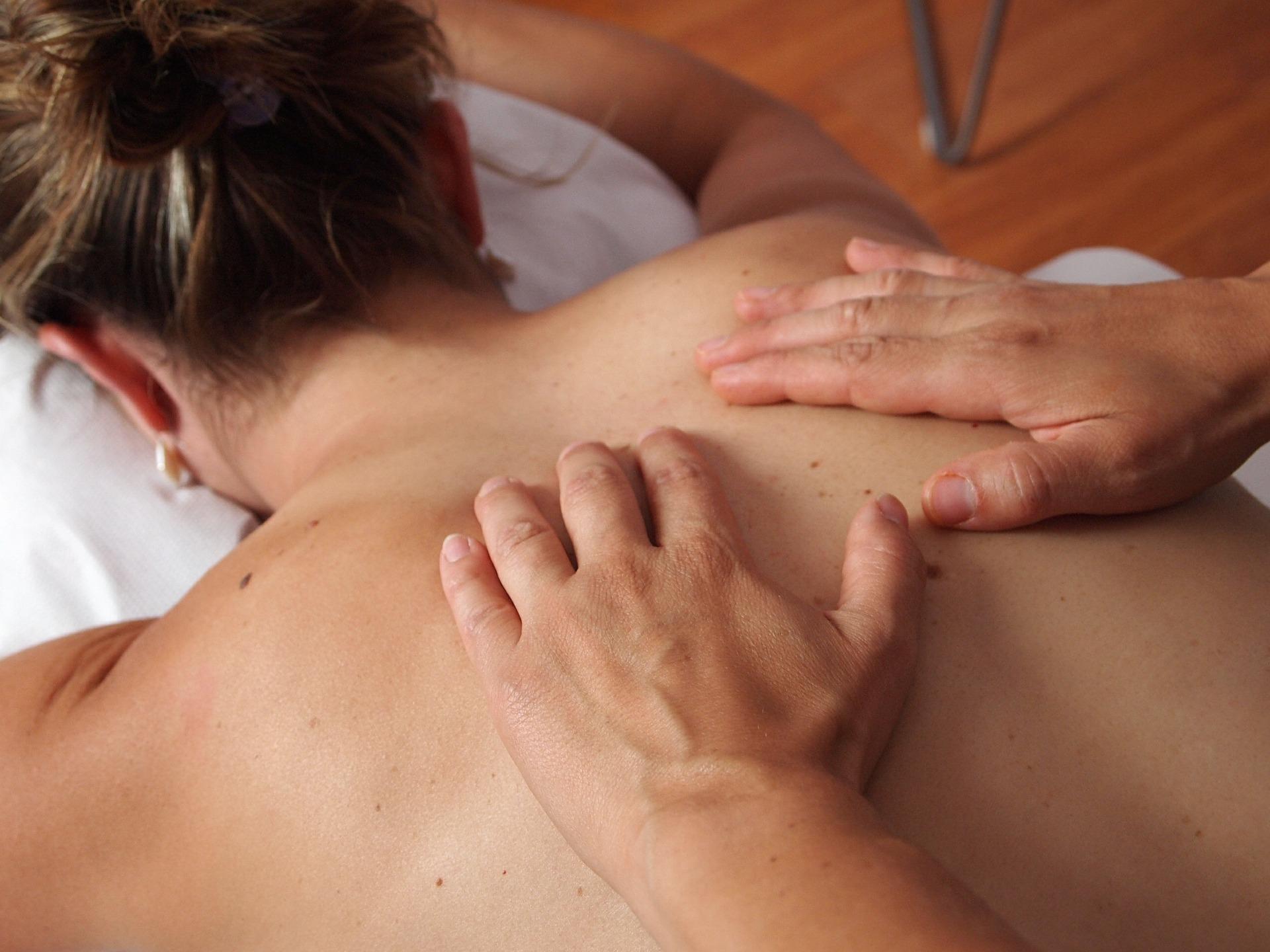 El masaje terapeútico y sus beneficios