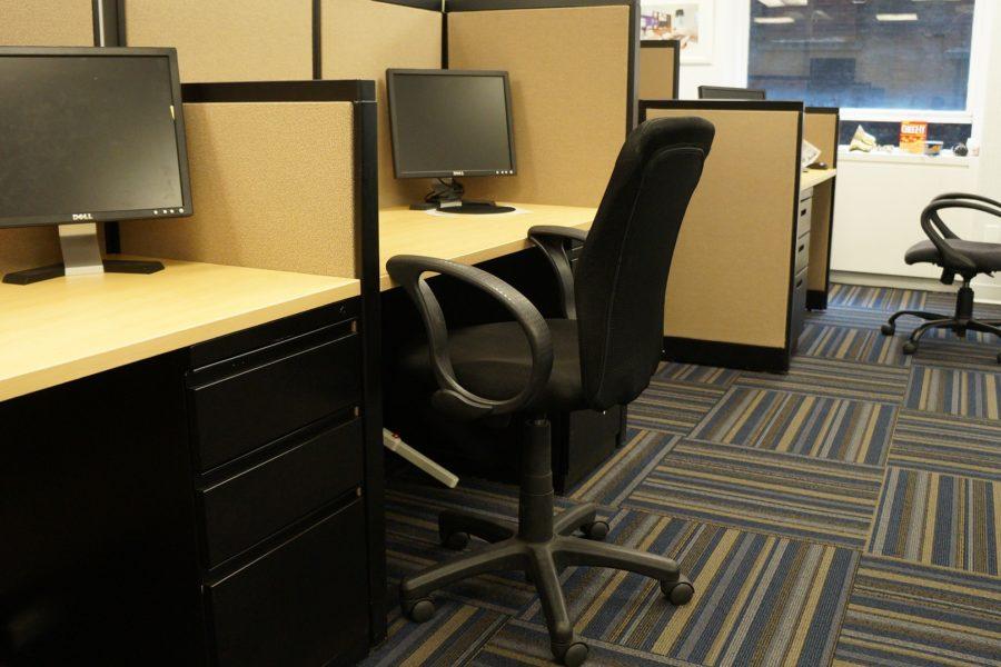 Importancia de la postura para afrontar jornadas de trabajo sedentario