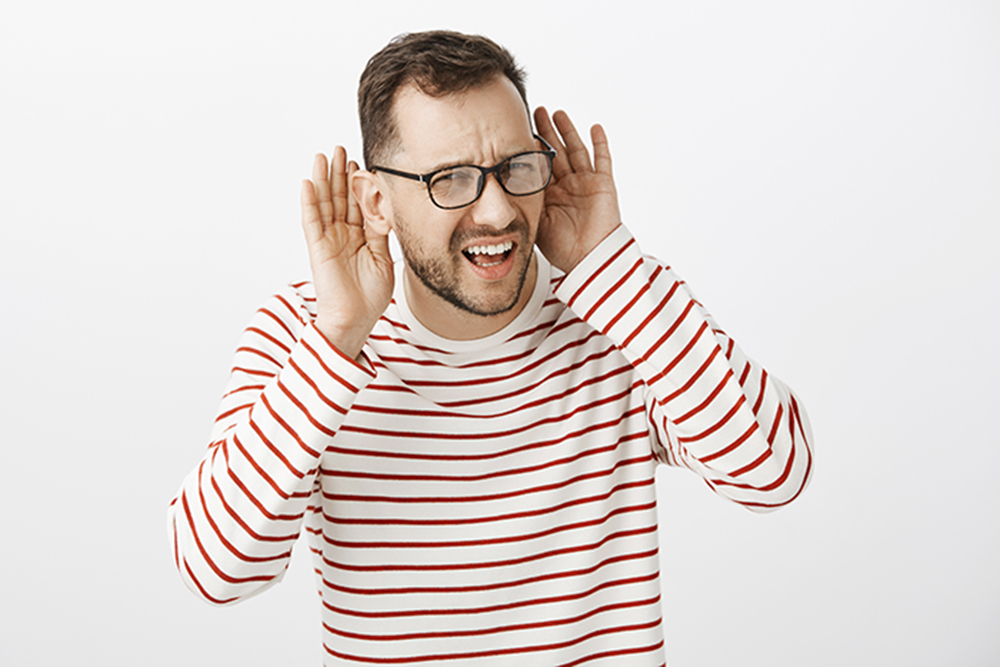 Indicios que señalan una posible pérdida auditiva
