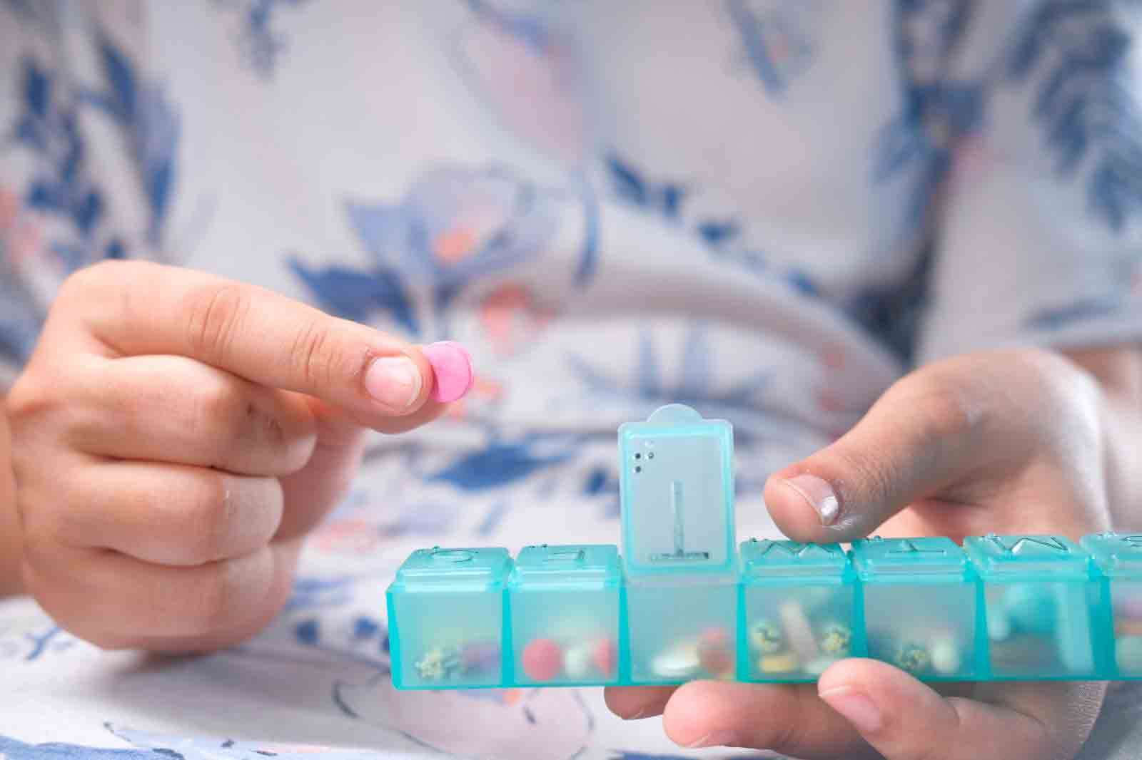 ¿Cómo elegir un buen pastillero?